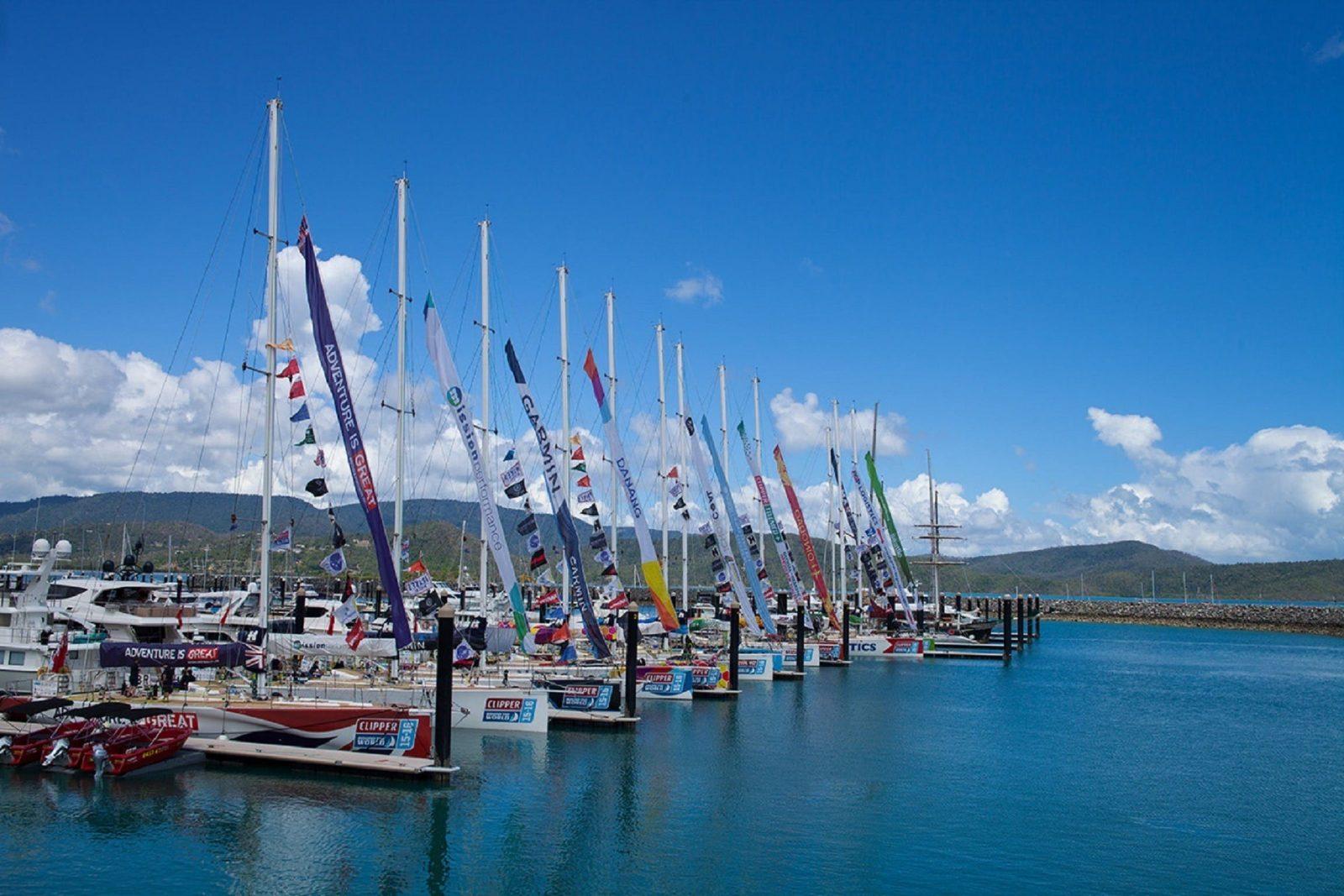 Whitsundays Clipper Race Carnival - Clipper Yachts Open Days