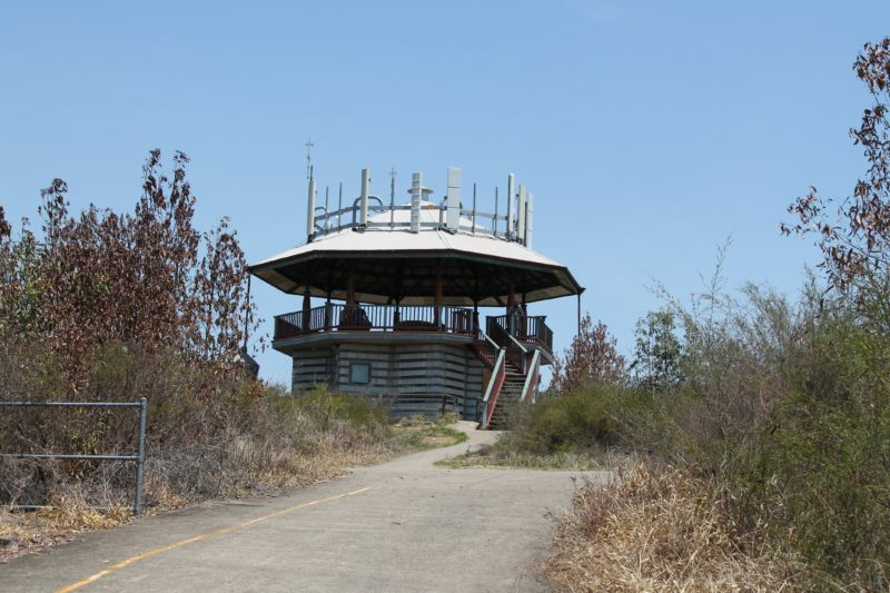 Wild Horse Mountain Lookout and Fire Tower