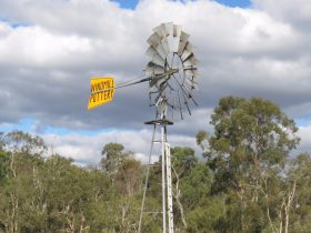 The windmill at Windmill Pottery
