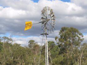 The windmill at Windmill Pottery