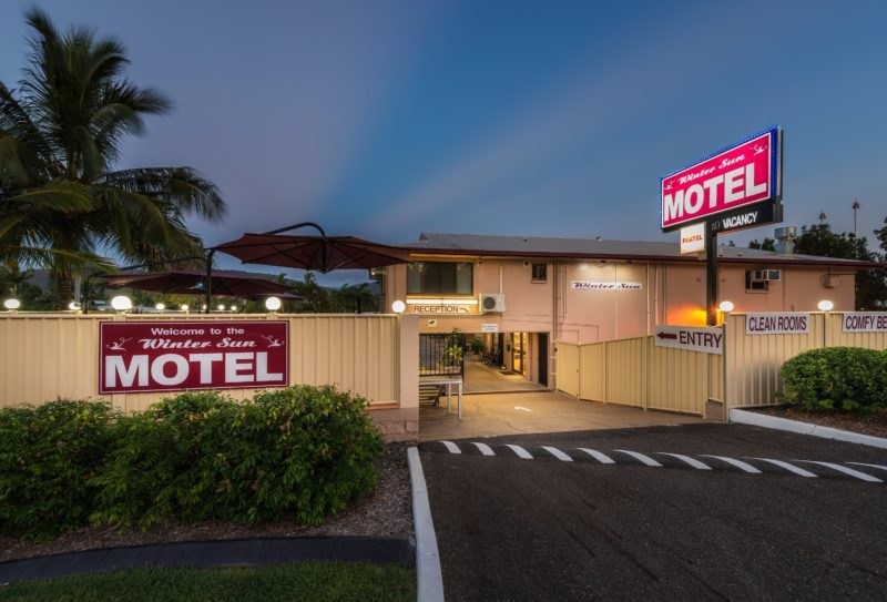Winter Sun Motel