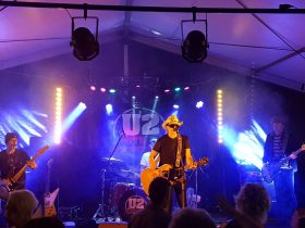 With or Without U2 - tribute band