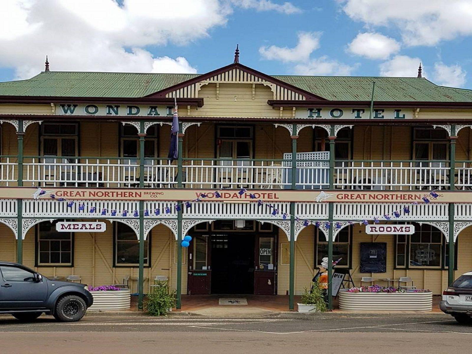 The Wondai Hotel
