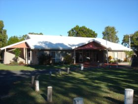 Woodgate Beach Community Centre and Library