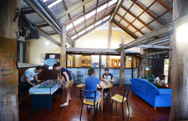 Backpackers, budget travellers