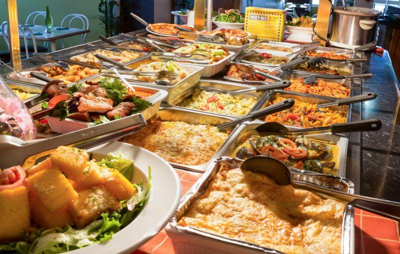 Roscoe Buffet Lunch