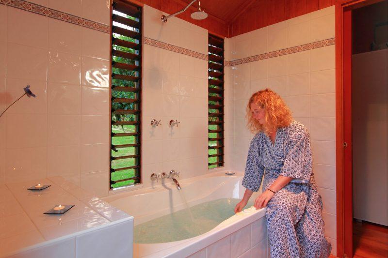 Wild Lime Spa Bath