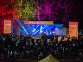 2018 Festival Set Up