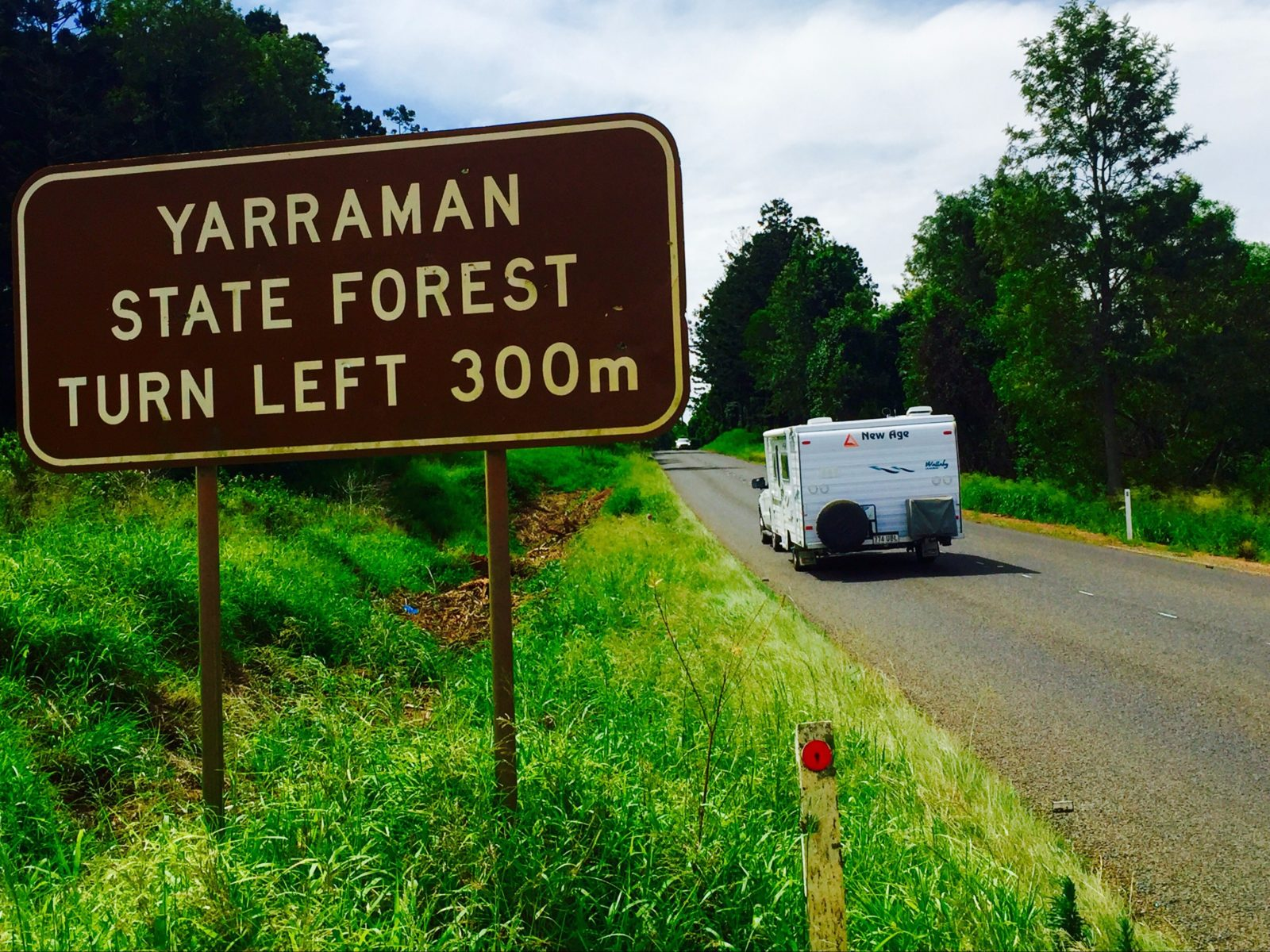 Yarraman State Forest