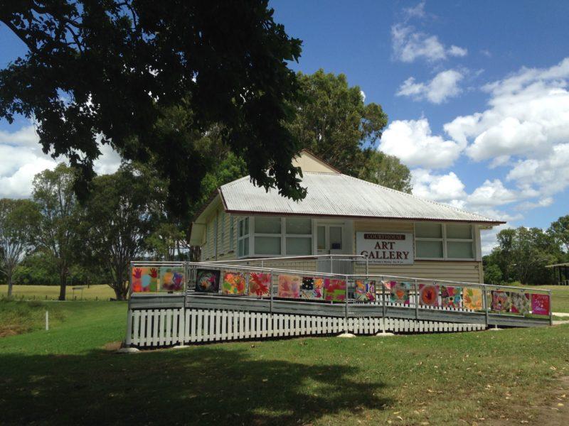 Kilcoy Courthouse Art Gallery, Yowie Park