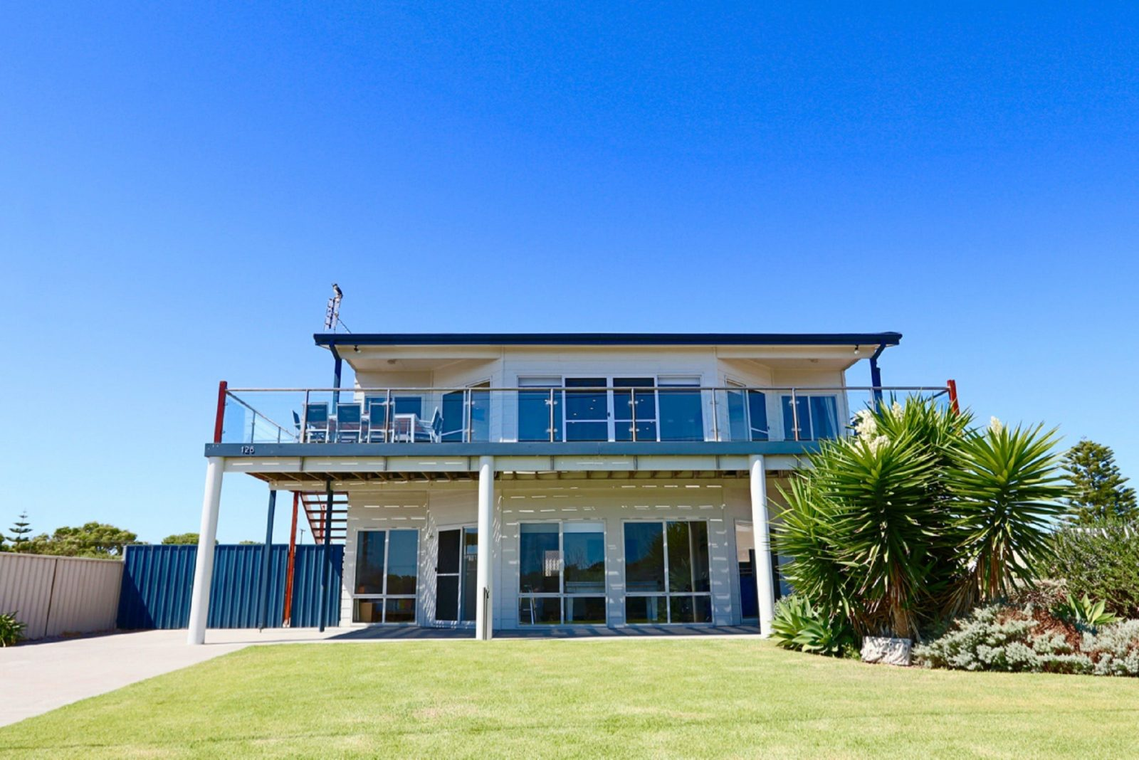 Two storey home with pool in Robe