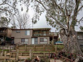 Riverside river shack