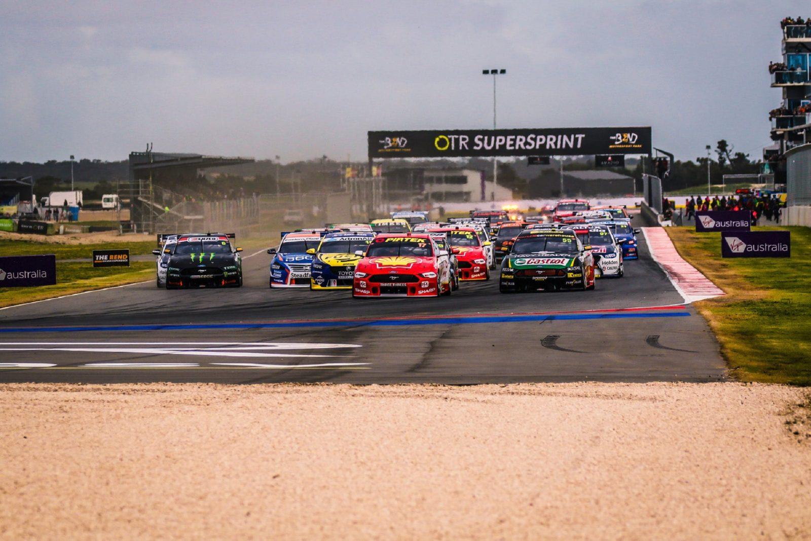 OTR 500 Race Start