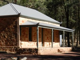 Hill Residence, Wilpena Pound