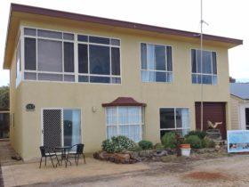 2 storey holiday accommodation at Arno Bay