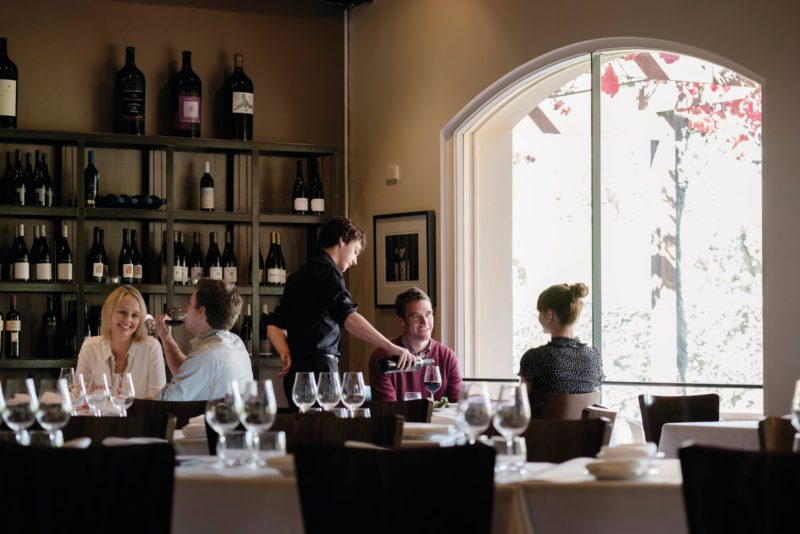Dining - Vintners Bar & Grill - Barossa Valley