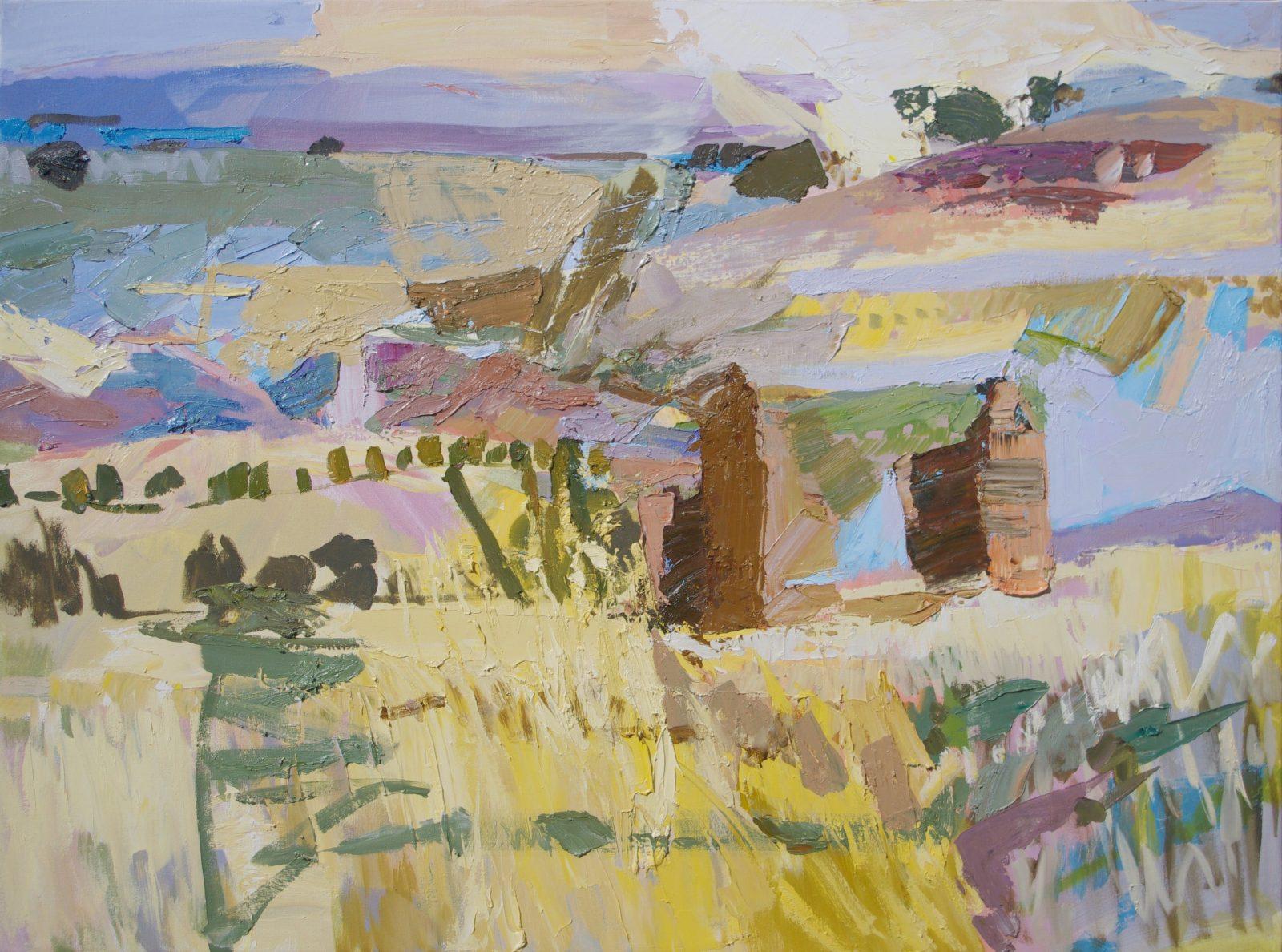 Lise Temple   Oil on Canvas