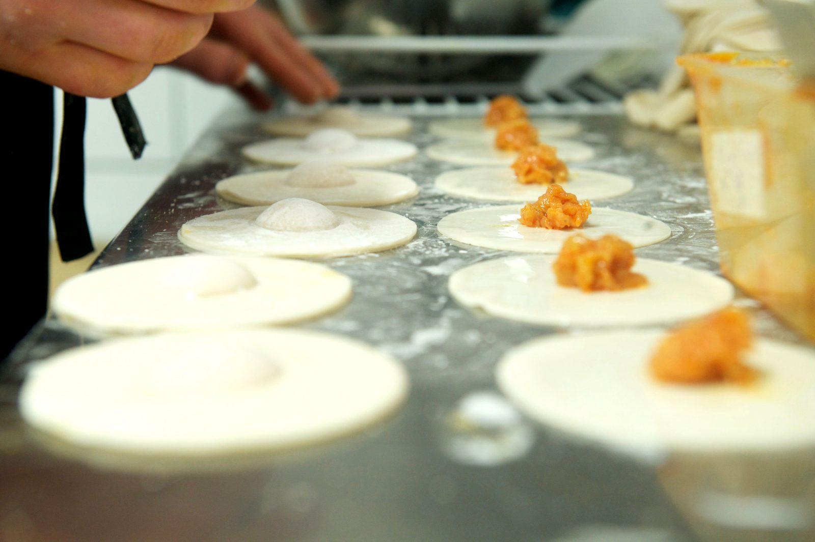 House Made Dumplings