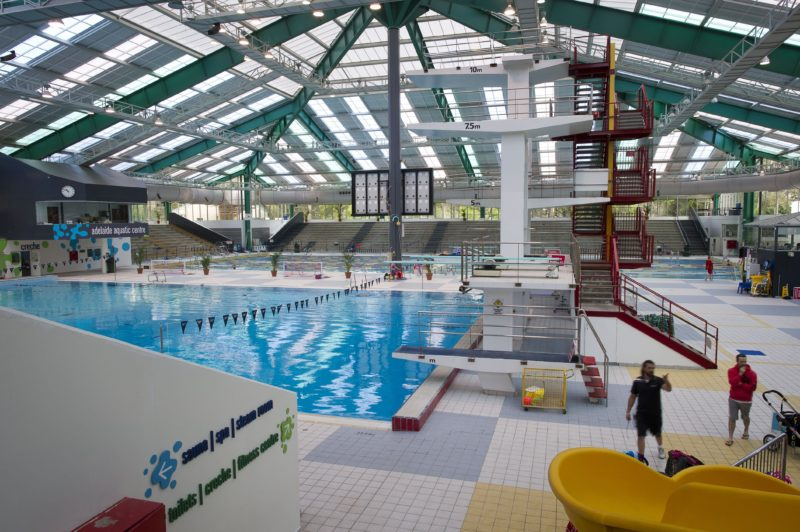 Adelaide Aquatic Centre, North Adelaide, Adelaide, South Australia