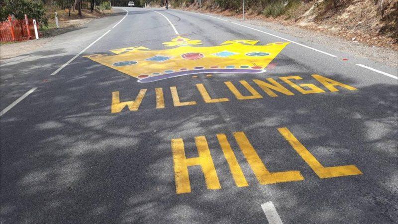 Willunga Hill - King of the Mountain