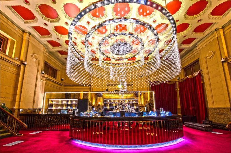 Adelaide Casino - Chandelier Bar