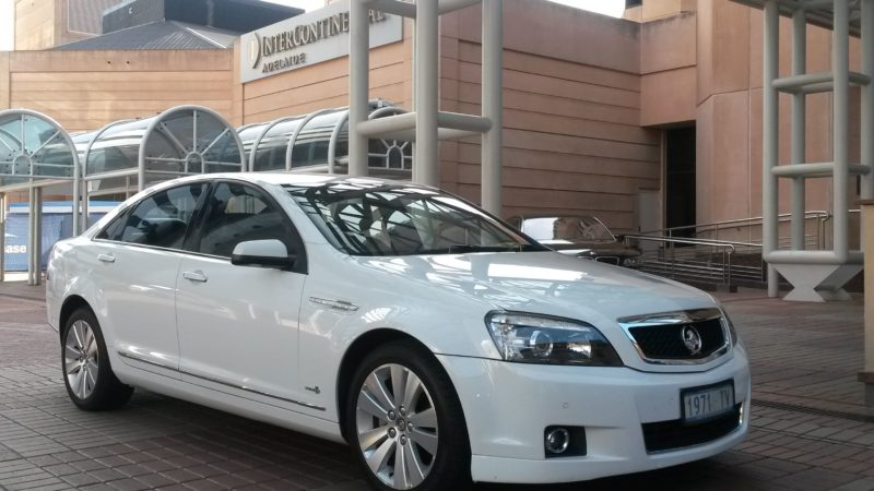 Adelaide Chauffeur & Tours