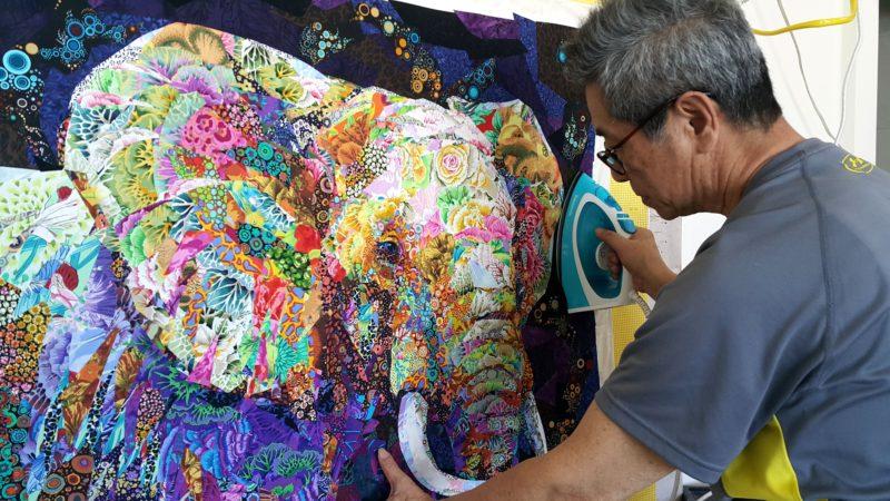 Guest Artist Danny Amazonas