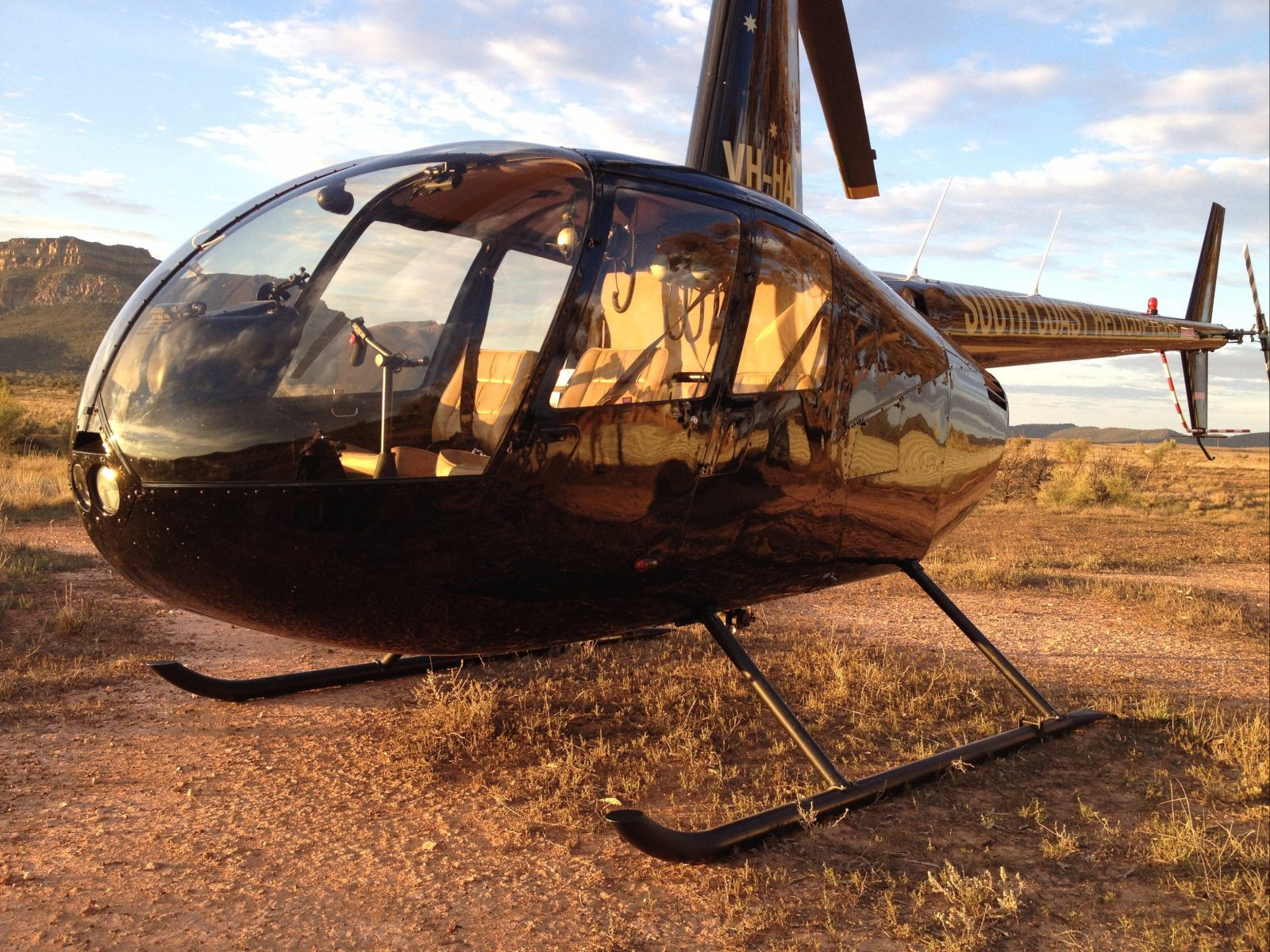 Adelaide Helicopters Touring South Australia