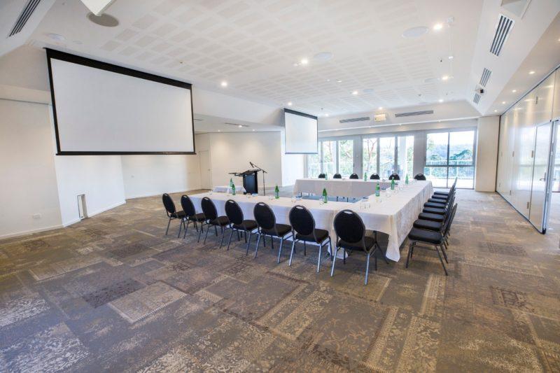 Upper Level Set-up - Adelaide Hills Convention Centre