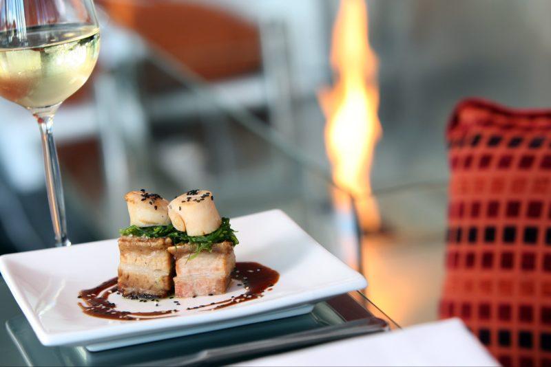 Adelaide Rockford Restaurant Pork Belly