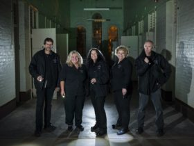 Haunted Horizons Ghost Tours Team