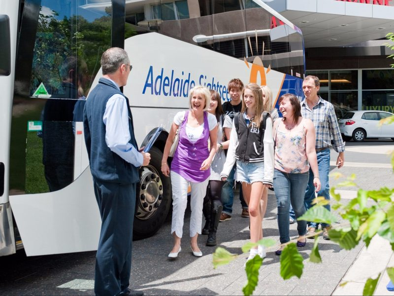 Adelaide Sightseeing Guests Adelaide City