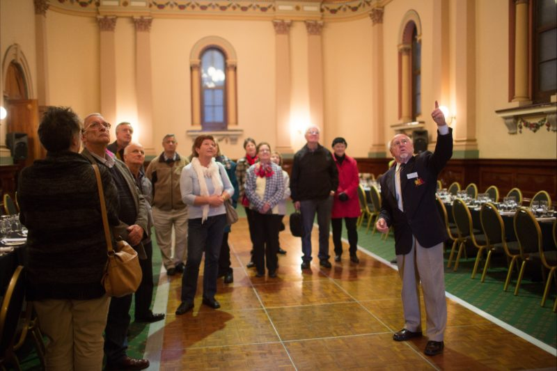 tour, history, heritage, local government, volunteers