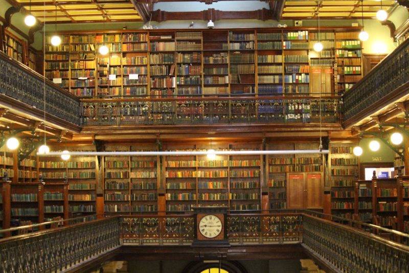 On one of the tours we visit one of the most beautiful libraries in the world