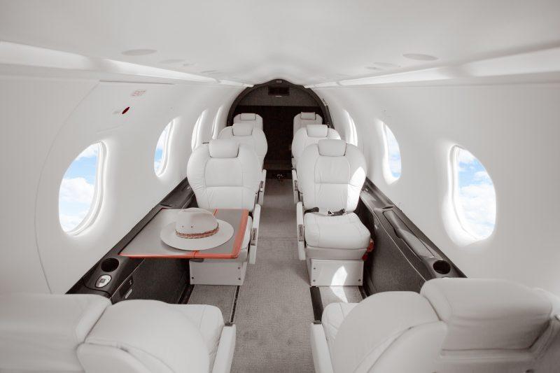 Interior Air Adventure Pilatus PC-12