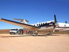 King Air, Flinders Ranges Air Touring