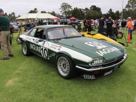 Bathurst winning V12 Jaguar