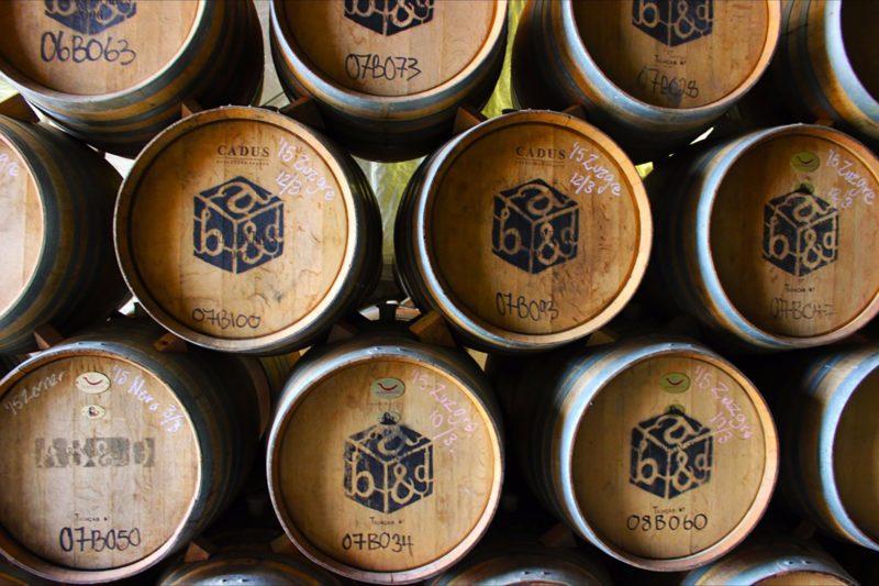 Alpha Box & Dice Barrel Hall