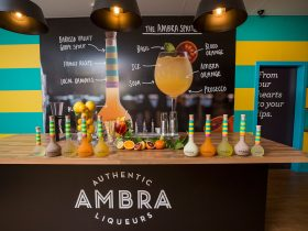 Come taste it yourself at Ambra Liqueurs