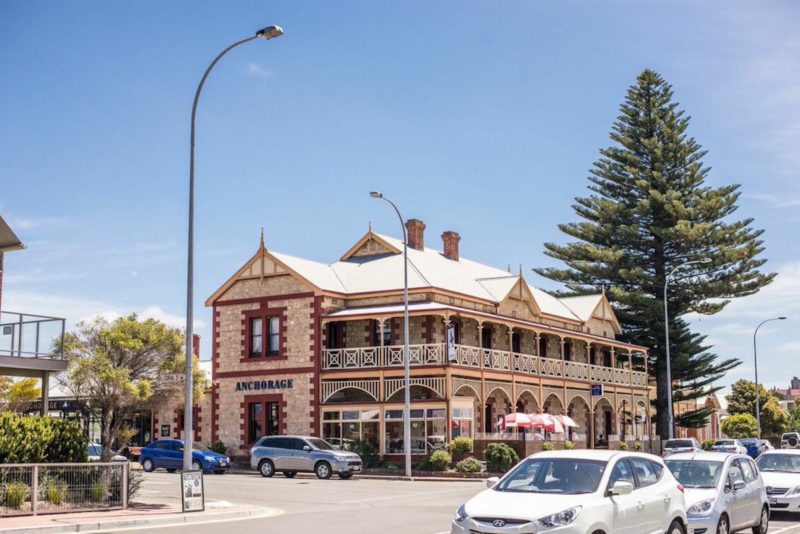 Anchorage Seafront Hotel