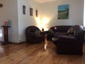 Angas Cottage Lounge