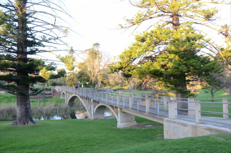 River walk in Strathalbyn
