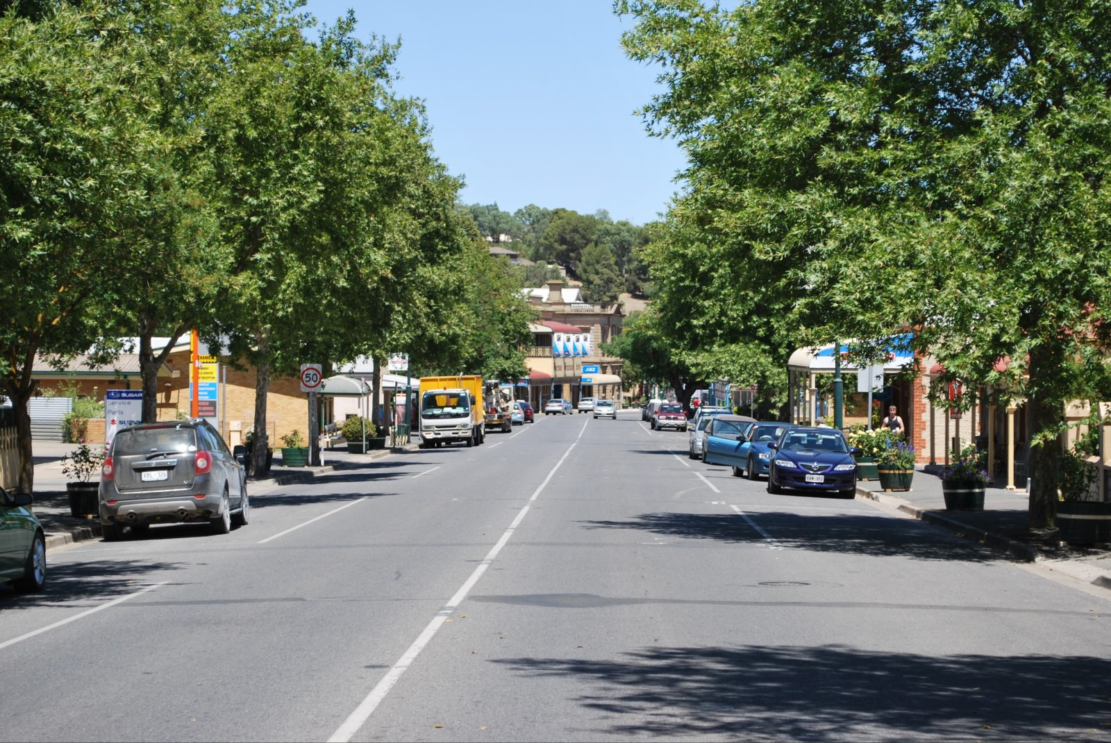 angaston main street