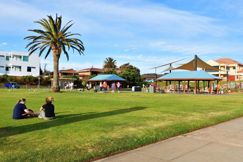 Angus Neill Reserve Playground