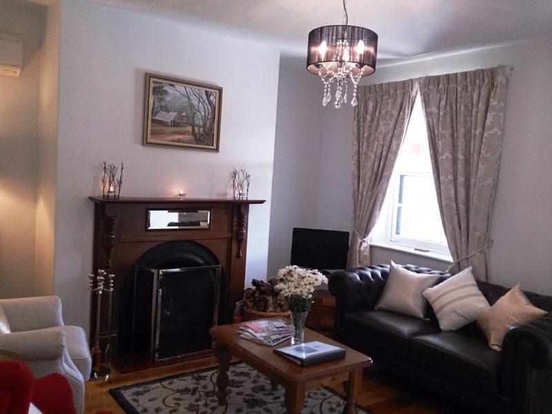 Original Cottage Lounge Room