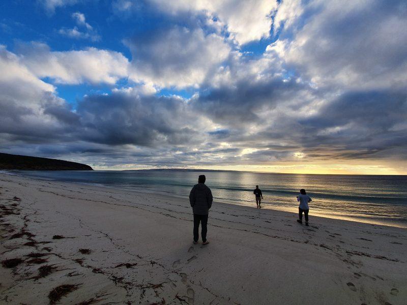 Antechamber Bay beach