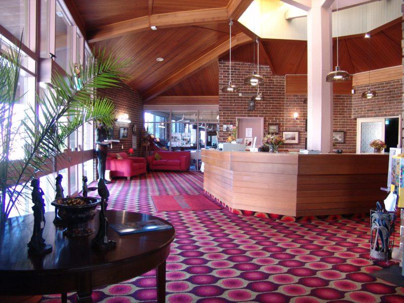 Foyer - Apollon Motor Inn