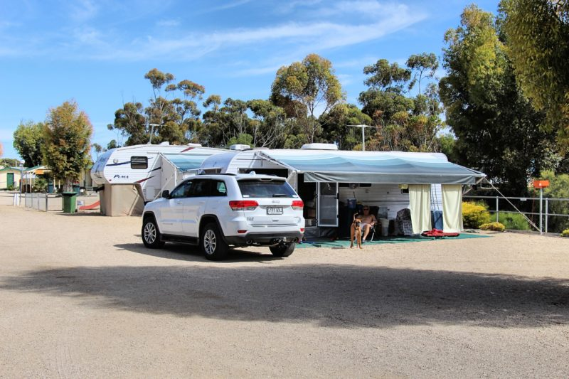 Ardrossan Caravan Park