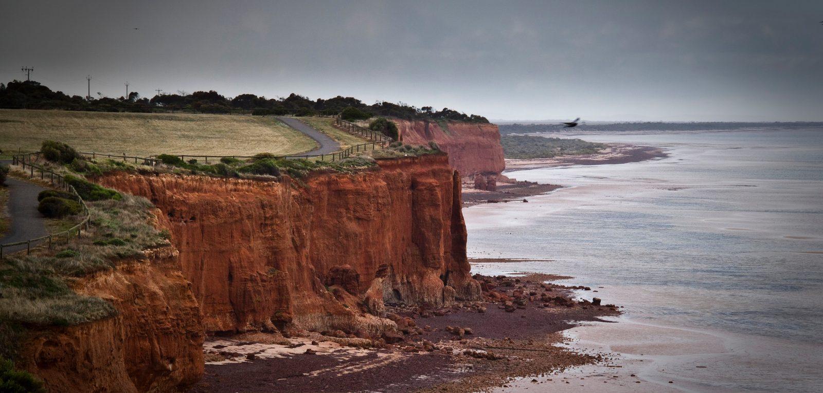 Ardrossan Cliff top