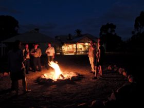 Fireside drinks